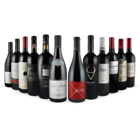 Wine in Black 'Bestseller-Rotwein-12er-Set'