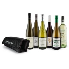 Offre découverte 6 bt. 'Best of blancs' Vignerons du mois + 1 rafraîchisseur offert