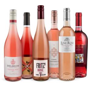 Wine in Black 'La Vie en Rosé-pakket'