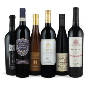 Wine in Black '97+Diamond-Set'