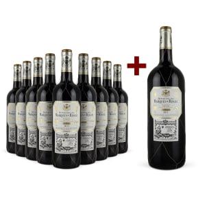 6+Gratis-Magnum Set Marqués de Riscal Rioja Reserva 13-11