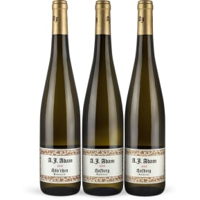 Wine in Black 'A.J. Adam 95-Punkte-Riesling-Set'