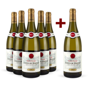 Offre '5+1' E. Guigal Réserve Prestige' Côtes du Rhône Blanc 2015