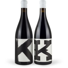 99 Parker-Punkte-Duo K Vintners Syrah 'The Hidden' & 'Cattle King' 2014