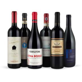 Wine in Black '3 Gläser im Gambero Rosso-Set'