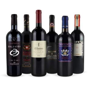 Wine in Black 'Toscane' pakket