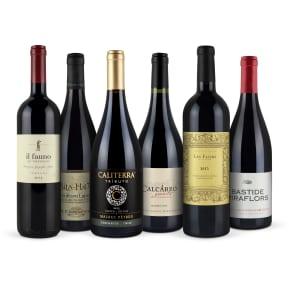 Wine in Black '93+ Punkte Best of Parker' pakket