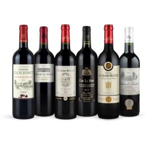 Wine in Black 'Tour de Bordeaux-Set'