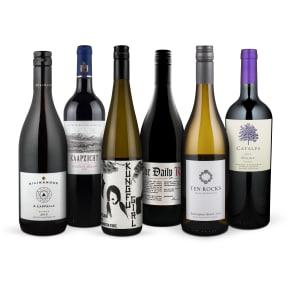 Wine in Black 'New World' pakket