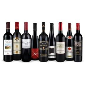 Wine in Black '9 bestsellers rode wijnpakket'