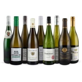 Wine in Black '9er-Weißwein-Favoriten-Set 2017'