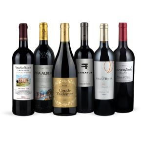Wine in Black 'Rioja versus Ribera-Set'