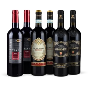Wine in Black 'Appassimento-Set'