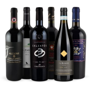 Wine in Black 'Best of Toscana-Set'