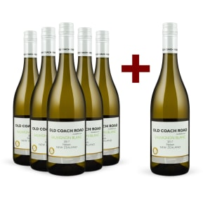 5+1-Set Old Coach Road Sauvignon Blanc Nelson 2017