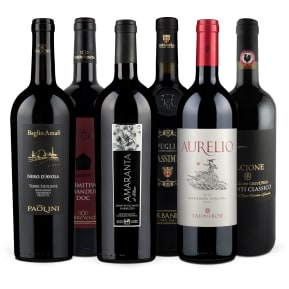 Wine in Black 'Pizza, Pasta & Amore'-Set