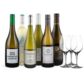 Offre découverte '100% Sauvignon Blanc' + 3verres à dégustation offerts