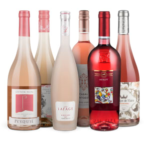 Wine in Black 'La Vie en Rosé-Set'