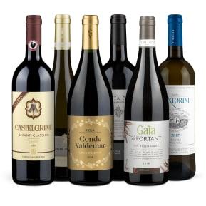 Wine in Black '95+Decanter' pakket
