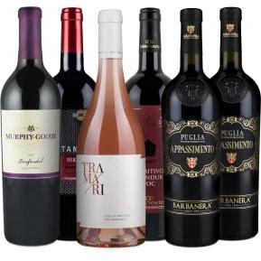 Wine in Black 'Primitivo meets Zinfandel' pakket