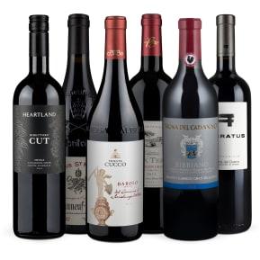Wine in Black 'Weinklassiekers' pakket