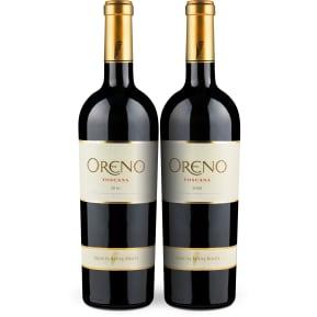 Offre DUO Tenuta Sette Ponti 'Oreno' Toscana 2008-2016