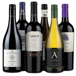 Wine in Black 'New World'-Set