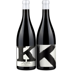 K Vintners Syrah Duo 'The Hidden' & 'The Beautiful' 2015