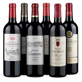 Wine in Black 'Tour de Bordeaux' pakket