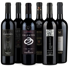 Wine in Black 'Luca Maroni's Favorites' pakket