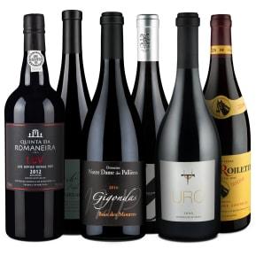 Wine in Black '93+ punten Best of Parker' pakket