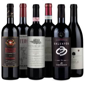 Wine in Black 'Best of Toscana' pakket