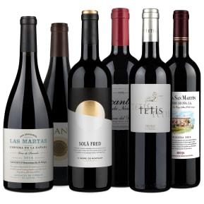 Wine in Black 'Vinos Ibéricos'-Set