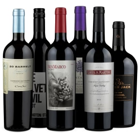Wine in Black 'Panamericana'-Set
