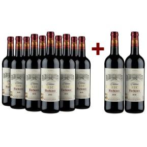 '12 halen, 10 betalen' Château Péricou 'Grand Vin de Bordeaux' 2010