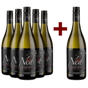 Offre '5+1' Marisco Sauvignon Blanc 'The Ned' Waihopai Valley Marlborough 2017