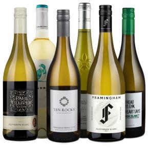 Wine in Black 'Sauvignon Blanc Lover' pakket
