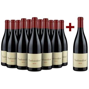'12 halen, 11 betalen' Kleinood Wines Syrah 'Tamboerskloof' 2014