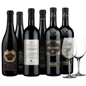 Wine in Black 'Amarone und Appasimento'-Set