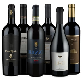 Wine in Black '56 % Super-Saving'-Set