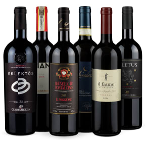 Wine in Black 'Best of Toscana' pakket