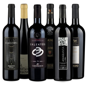Wine in Black 'Best of Italy'-Set