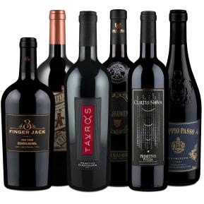 Wine in Black Offre 'Primitivo vs Zinfandel'