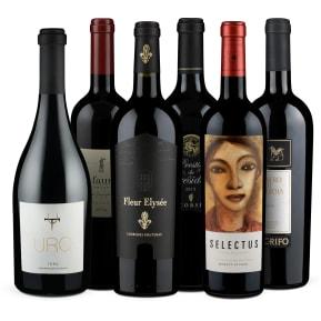 Offre spéciale 'Grands vins à petit prix'