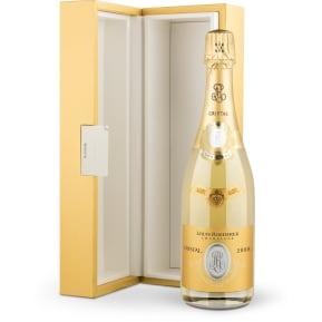 Champagne Louis Roederer 'Cristal' Brut 2008 mit Geschenkverpackung