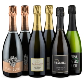 Wine in Black 'Deutsche Sekt-Elite'-Set