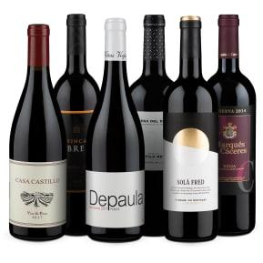 Wine in Black 'Spanje Best Buy' pakket
