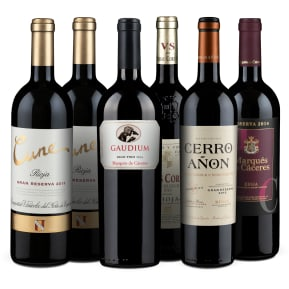 Wine in Black 'Rioja te quiero'-Set