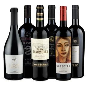 Wine in Black '56 % Super-Saving'-Set