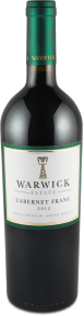 Warwick Estate Cabernet Franc 2012